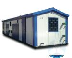 Универсальные модульные котельные (УМК), транспортабельные котельные установки (ТКУ)