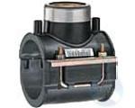 Переходный седелочный отвод Plasson 493804
