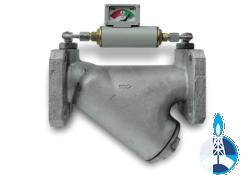 Фильтр газовый сетчатый «Чистильщик»