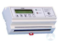БУПС-4 Блок управления, питания, сигнализации + пульт контроля к системе с дисп. котельной