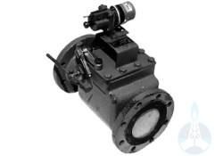 Предохранительные запорные клапаны, КПЭГ-50П, КПЭГ-100П, КЗГЭ-50, КЗГЭ-100