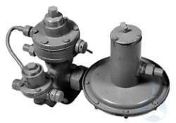 Регулятор давления газа, РДГД-20М