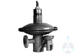 Регулятор давления газа, РДГПК-50