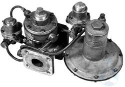 Регуляторы давления газа, РДСК-50/400, РДСК-50/400Б, РДСК-50/400М