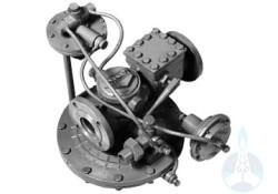 Регуляторы давления газа, РДГ-50Н(В), РДГ-80Н(В), РДГ-150Н(В)