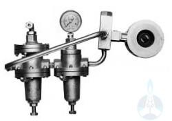 Регулятор давления газа, GS-80A-AF