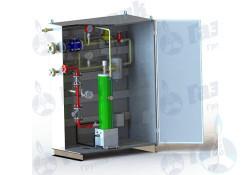 Электрическая испарительная установка PROPAN-1-1-100