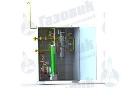 Электрическая испарительная установка PROPAN-1-1-320