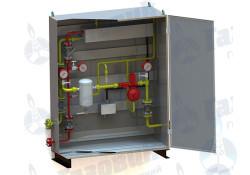 Электрическая испарительная установка PROPAN-1-1-40
