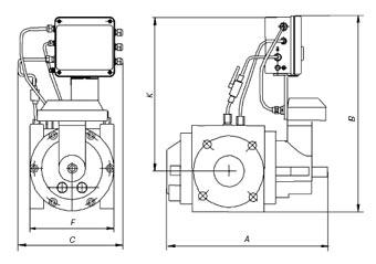 СГ - ЭКВз - Р - 0,75 - 25/1,6 (1:30) с ППД справа